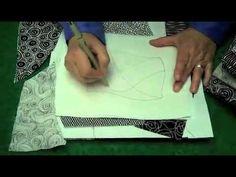 Zentangle~on Fabric