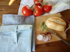 czas oscrapowany: Ekologicznie - torebka śniadaniowa