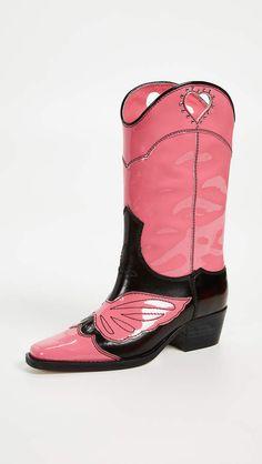 8 Quick Tricks: Shoes Boots Stilettos balenciaga shoes new. Best Cowboy Boots, Western Boots, Balenciaga Shoes, Chanel Shoes, Trendy Shoes, Cute Shoes, Casual Shoes, Flat Shoes, Wedge Shoes