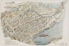 another version of sydney (1891)