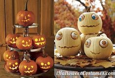 Fun & Frightful Halloween Decorations For Home - Halloween Costumes 2013