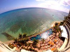 sheraton waikiki hotel infinity pool Sheraton Waikiki, Waikiki Beach, Airplane View, Infinity, Infinite