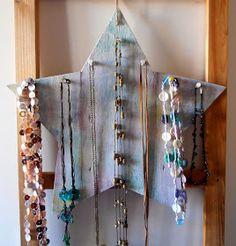 DIY organizador de collares