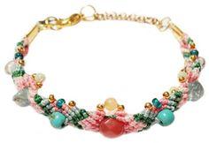 Handmade macrame bracelet ★ Costa Rica ★