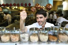 Postcard From Central Restaurante in Lima, Peru by the Washington Post.  Up and coming Peruvian chef Virgilio Martinez
