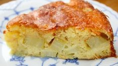 no Norwegian Cuisine, Rhubarb Cake, Apple Cake, Macaroni And Cheese, Cake Recipes, Food And Drink, Sweets, Snacks, Cookies