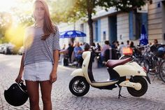 A Easy, Green Way To Travel: The UNU Electric Scooter | First Look http://stupidDOPE.com/?p=339131 #stupidDOPE