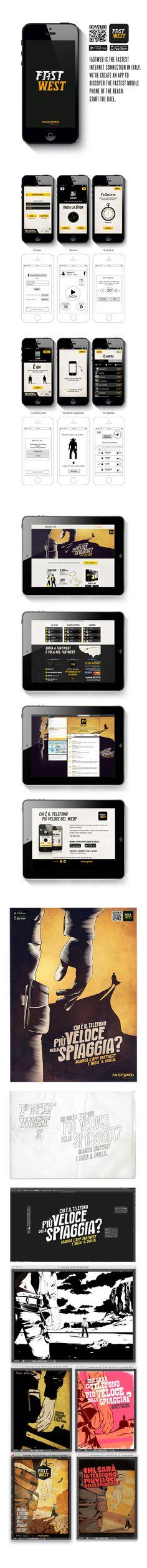 Fastwest - App on App Design Served