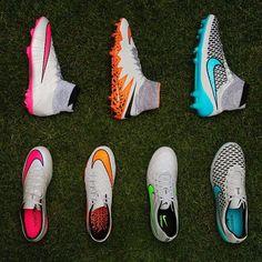 Najnowsza kolekcja od Nike.    Silver Storm Pack