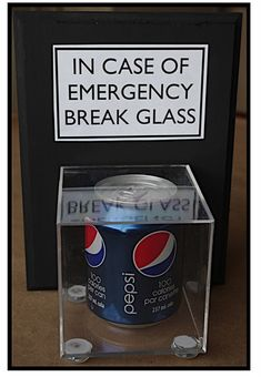 This would be awesome with Dr. Pepper, Mtn Dew, or CHOCOLATE!