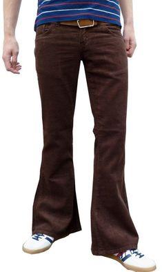 Indigo /& Stonewash mens denim bell bottom flares jeans vtg 30 32 34 36 38 40