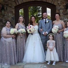 First wedding!  #weddingmakeup #makeupartist #mobilemua #atlanta http://gelinshop.com/ipost/1524916614276232174/?code=BUpl5TSBrPu