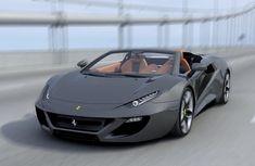 Ferrari FT12 concept by designer Aldo H. Schurmann