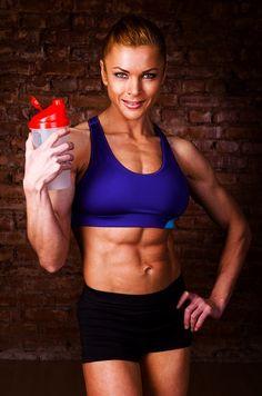 des protéines pour le fitness