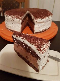 Predivna a jednostavna čokoladna torta - Domaci Recept Soccer Cake, Tiramisu, Recipies, Cooking Recipes, Sweets, Ethnic Recipes, Desserts, Food, Cakes