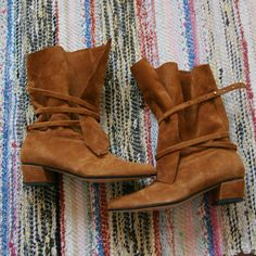 #suede #leather #boots