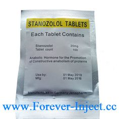 How to Build Muscle: Stanozolol (20mg)