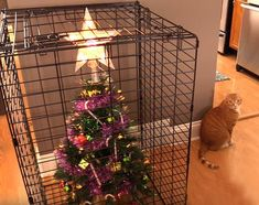 Genius Hacks to Cat-Proof Your Christmas Tree