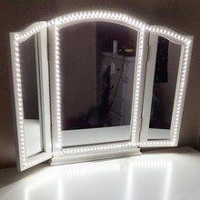 Led Vanity Mirror Lights,ViLSOM Make-up Vanity Mirror Light kit for Makeup Dressing Table Vanity Set Mirrors with Dimmer and Power Supply,Mirror not Included. Makeup Vanities For Sale, Mirror With Lights, Led Makeup Mirror, Vanity For Sale, Dressing Mirror, Diy Vanity Mirror, Strip Lighting, Mirror Table, Mirror