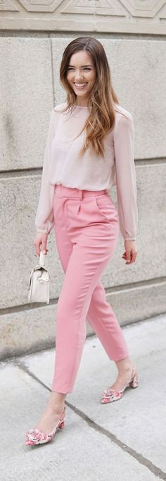 52 Casual Summer Work Outfits for Professionals 2019 - Fashion Enzyme 37 Casual Summer Work Outfits for Professionals 2019 - Fashion Enzyme. Summer Work Wardrobe, Casual Work Outfit Summer, Work Casual, Office Attire, Work Attire, Office Outfits, Casual Outfits, Casual Clothes, Work Clothes