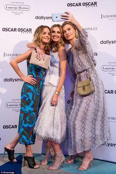Nadia Fairfax, Kate Waterhouse, and Zanita Whittington.. #Brisbane #Fashion #Launch