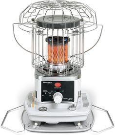 Sengoku HeatMate 10,000-BTU Portable Indoor/Outdoor Omni-Radiant Kerosene Heater, OR-77 Tent Heater, Camping Heater, Kerosene Heater, Radiant Heaters, Outdoor Heaters, Cool Tents, Indoor Outdoor, Ebay, Camping Glamping