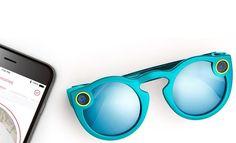 Snapchat lança linha de óculos com câmeras! - EExpoNews
