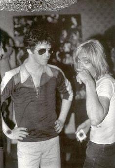 Iggy Pop & Lou Reed