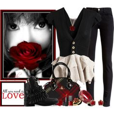 """all you need is love"" by wendyfer on Polyvore"