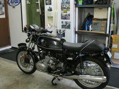 83 R65 Café Racer