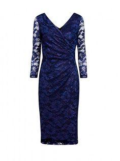 Gina Bacconi Stretch Lace Dress, £190