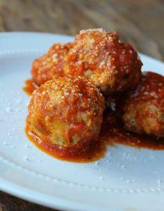 Turkey Zucchini Meatballs