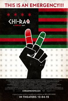 Watch a trailer for Spike Lee's Chi-Raq