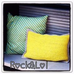 Rock cushions collection