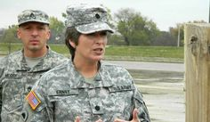 """WE NEED MORE GOVERNMENT OFFICIALS LIKE THIS LADY!  Des Moines — A day after winning one of the most contested Senate seats in the country, Joni Ernst reported for duty at her National Guard base. Ernst, a lieutenant colonel, started two days of training with the 185th Combat Sustainment Support Battalion on Thursday.  """"Not many folks know she is in uniform on Thursday and Friday,"""" Ernst's husband Gail tells National Review Online, """"She does it without fanfare."""""""