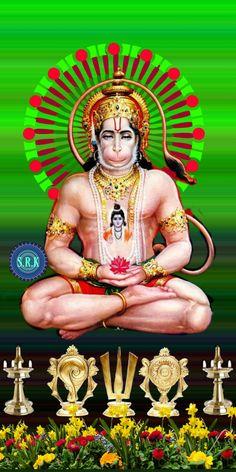 Hanuman Pics, Hanuman Images, Shri Hanuman, Clock Wallpaper, Baba Image, Hindu Deities, Good Morning Messages, Sai Baba