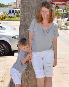 mcompany style: Mini me 10. Mum & Sons & NB