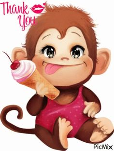 The perfect ThankYou BabyMonkey IceCream Animated GIF for your conversation. Discover and Share the best GIFs on Tenor. Smiley Emoji, Emoji Faces, Monkey Gif, Fb Wallpaper, Ice Cream Videos, Funny Character, Good Morning Gif, Cartoon Gifs, Glitter Graphics