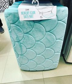 Primark mermaid mat