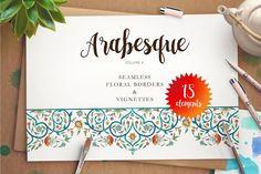 Arabesque Vol.4 by O'Gold! on @creativemarket