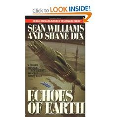 """""""Echoes of Earth"""" by Sean Williams and Shane Dix - recommended by Alex in Episode 4"""