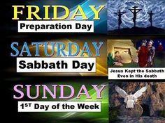 Thanks God, its SABBATH again!!!