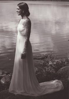 a2b7a8b8ab87 14 bästa bilderna på Klänning | Wedding ideas, Bridal gowns och ...
