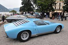 1972 Lamborghini Muira SV by Bertone