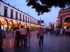 Tlaquepaque, Mexico.....great shopping.