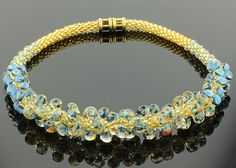 Bead&Button Show: Bead&Button Show Workshops & Classes: Thursday June 4, 2015: B151684 The Show Stopper: Beaded Kumihimo Necklace