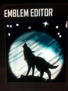 Cool Call Of Duty Emblems : emblems, Emblems, Ideas, Emblems,, Duty,, Black