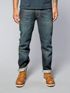 Slim Jim Organic Winter Shades - Nudie Jeans Co Online Shop
