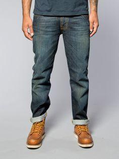 Slim Jim Organic Winter Shades - Nudie Jeans Co Online Shop