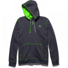 Pánská mikina na zip Under Armour Under Armour, Athletic, Adidas, Zip, Hoodies, Sweaters, Jackets, Fashion, Down Jackets